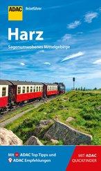 ADAC Reiseführer Harz (eBook, ePUB)