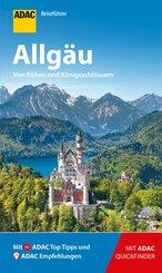 ADAC Reiseführer Allgäu (eBook, ePUB)