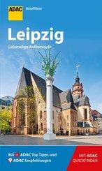 ADAC Reiseführer Leipzig (eBook, ePUB)