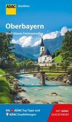 ADAC Reiseführer Oberbayern (eBook, ePUB)
