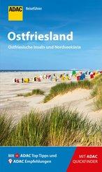ADAC Reiseführer Ostfriesland und Ostfriesische Inseln (eBook, ePUB)