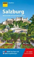 ADAC Reiseführer Salzburg (eBook, ePUB)