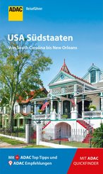 ADAC Reiseführer USA Südstaaten (eBook, ePUB)