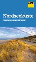 ADAC Reiseführer Nordseeküste Schleswig-Holstein (eBook, ePUB)