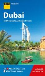 ADAC Reiseführer Dubai und Vereinigte Arabische Emirate (eBook, ePUB)