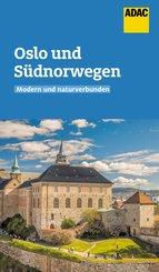 ADAC Reiseführer Oslo und Südnorwegen (eBook, ePUB)