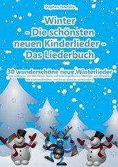 Winter  - Die schönsten neuen Kinderlieder - Das Liederbuch (eBook, PDF)