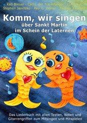 Komm, wir singen über Sankt Martin im Schein der Laternen (eBook, PDF)