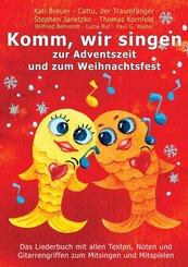 Komm, wir singen zur Adventszeit und zum Weihnachtsfest (eBook, PDF)