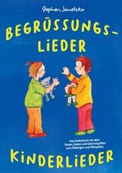 Begrüßungslieder Kinderlieder (eBook, PDF)