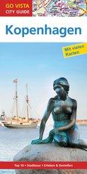 GO VISTA: Reiseführer Kopenhagen (eBook, ePUB)