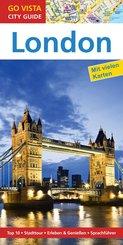 GO VISTA: Reiseführer London (eBook, ePUB)