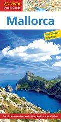 GO VISTA: Reiseführer Mallorca (eBook, ePUB)