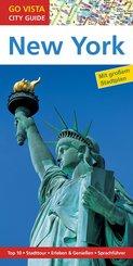 GO VISTA: Reiseführer New York (eBook, ePUB)