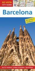 GO VISTA: Reiseführer Barcelona (eBook, ePUB)