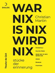 War nix is nix wird nix (eBook, PDF)