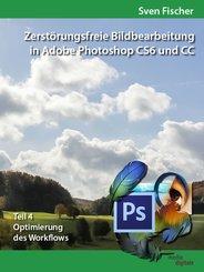 Zerstörungsfreie Bildbearbeitung mit Adobe Photoshop CS6 und CC - Teil 4 (eBook, ePUB)
