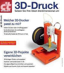 c't wissen 3D-Druck (eBook, PDF)