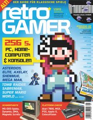 Retro Gamer 1/2012 (eBook, PDF)