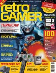 Retro Gamer 2/2013 (eBook, PDF)