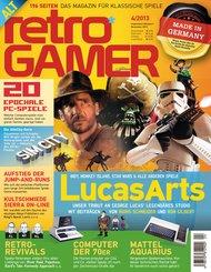 Retro Gamer 4/2013 (eBook, PDF)