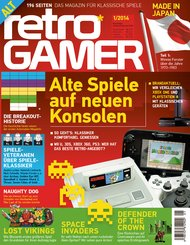 Retro Gamer 1/2014 (eBook, PDF)