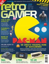 Retro Gamer 1/2015 (eBook, PDF)