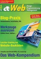 c't Web 2015 (eBook, PDF)