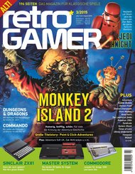 Retro Gamer 3/2015 (eBook, PDF)