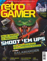 Retro Gamer 1/2016 (eBook, PDF)