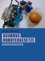 Asimovs Robotergesetze (Telepolis) (eBook, ePUB)