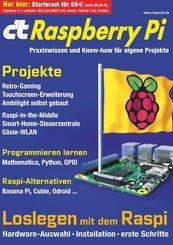 c't Raspberry Pi (2016) (eBook, PDF)