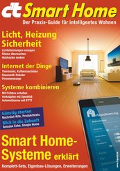 c't Smart Home (2016) (eBook, PDF)