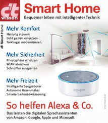 c't wissen Smart Home (2017/2018) (eBook, PDF)
