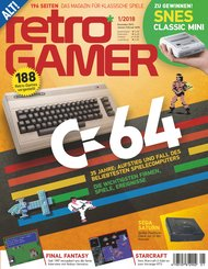Retro Gamer 1/2018 (eBook, PDF)
