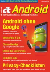 c't Android (2018) (eBook, PDF)