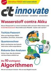 c't innovate (eBook, PDF)