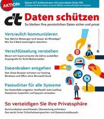 c't Daten schützen (eBook, PDF)