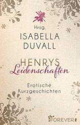 Henrys Leidenschaften (eBook, ePUB)