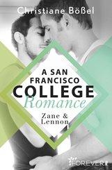 Zane & Lennon - A San Francisco College Romance (eBook, ePUB)