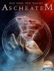 Das Erbe der Macht - Band 10: Ascheatem (Urban Fantasy) (eBook, ePUB)