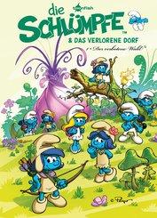 Die Schlümpfe und das verlorene Dorf Bd. 1: Der verbotene Wald (eBook, PDF)