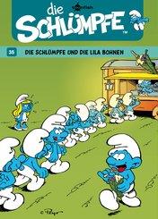 Die Schlümpfe 35: Die Schlümpfe und die lila Bohnen (eBook, PDF)