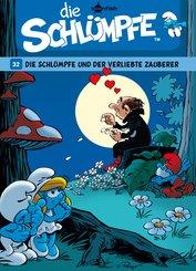 Die Schlümpfe 32. Die Schlümpfe und der verliebte Zauberer (eBook, PDF)