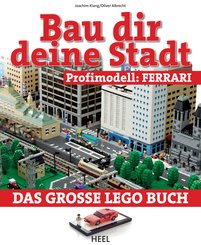 Bau dir deine Stadt - Profimodell: Ferrari (eBook, ePUB)