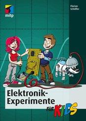 Elektronik-Experimente für Kids (eBook, PDF)