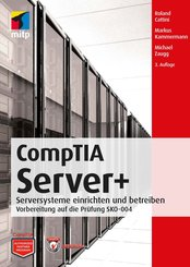 CompTIA Server+ (eBook, PDF)