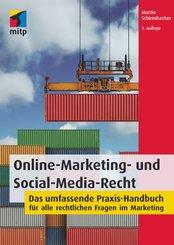Online-Marketing- und Social-Media-Recht (eBook, ePUB)