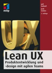 Lean UX (eBook, ePUB)