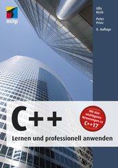 C++ - Lernen und professionell anwenden (eBook, PDF)
